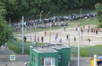 любительский футбол, беларуская мова