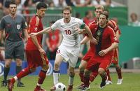 7 лучших матчей в истории сборной Беларуси