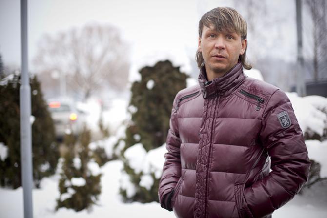 Лучший карьерный этап Артур Матвейчик пережил в Мозыре, хотя с особой теплотой вспоминает еще и Новолопоцк середины 90-х