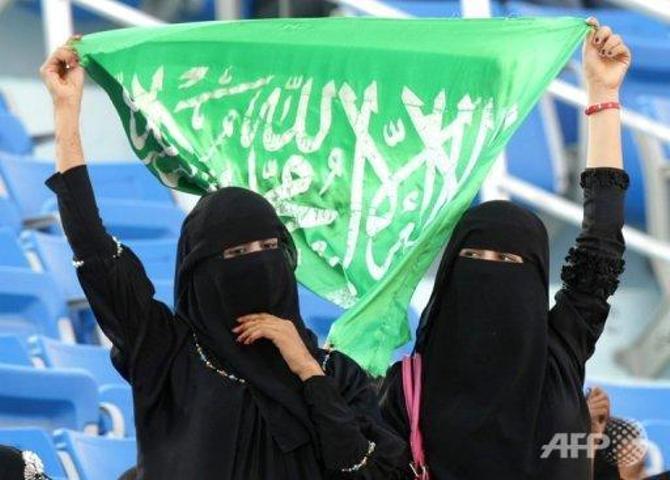 Аравийским спортсменкам придется открыть личико на Олимпиаде.