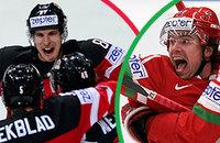 ЧМ-2015, Сборная Беларуси по хоккею, Сборная Канады по хоккею