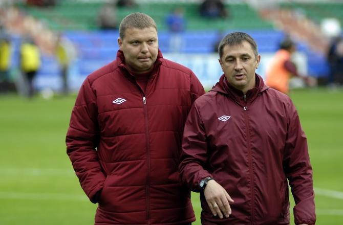 Бобруйские болельщики рады тому, что Александр Седнев остается в «Белшине»