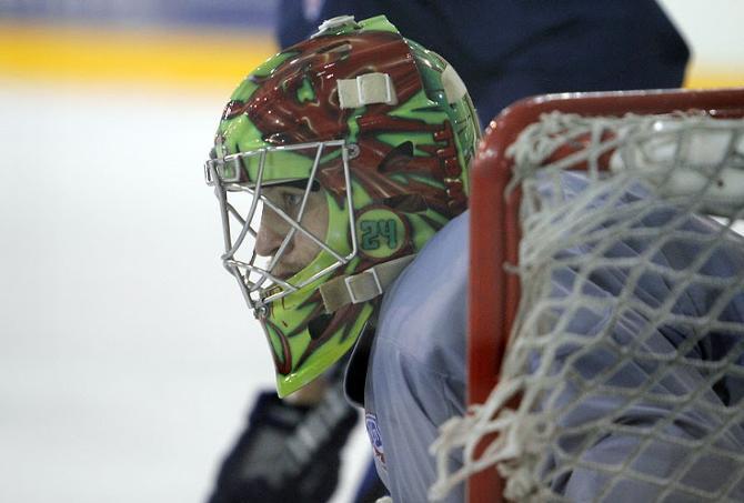 Дмитрий Мильчаков надеется пробиться в КХЛ, пускай и через фарм-клуб.