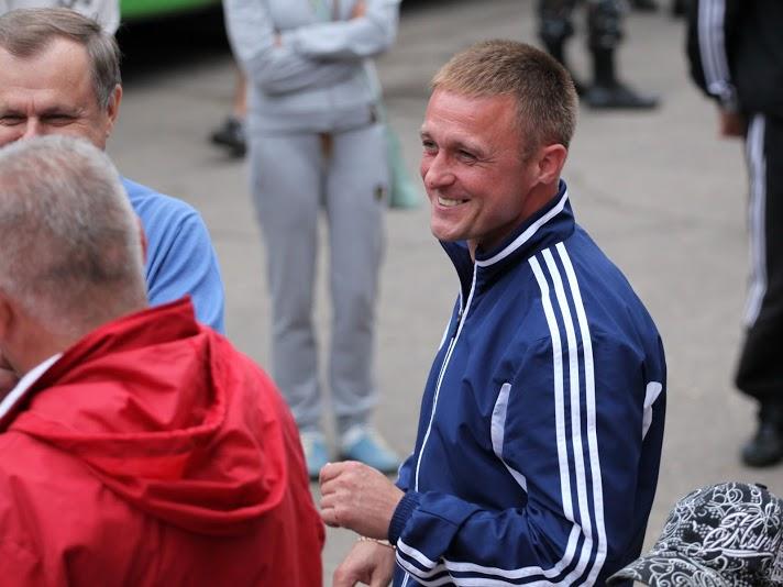 После матча исполняющий обязанности главного тренера Валерий Стрипейкис был в отличном расположении духа. При его руководстве команда еще не проигрывала.