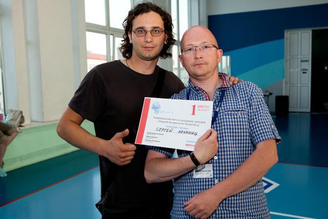 Николаю Ходасевичу и Сергею Канашицу случалось конфликтовать с представителями белорусского футбола