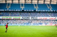 Лига Европы УЕФА, Лех, высшая лига Польша, высшая лига Беларусь, Шахтер Солигорск, болельщики
