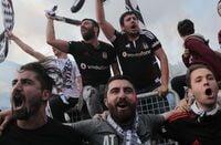 Бешикташ, высшая лига Турция