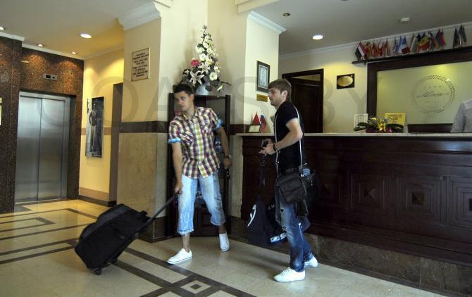 Дмитрий Рекиш и Олег Веретило потихоньку пакуют чемоданы?