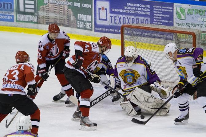 Удачная игра за «Витебск» помогла Павлу Степанову (№44)  пойти на повышение в «Неман»