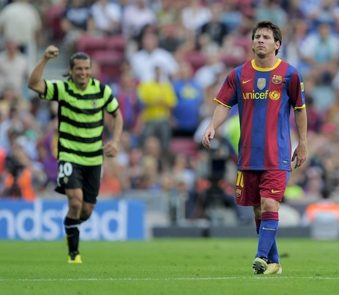 На «Камп Ноу» «Барселона» не проигрывала на протяжении 16 месяцев.