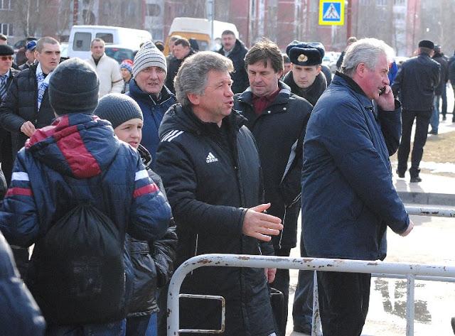 Встречу посетил Владимир Геворкян. К чему бы это?