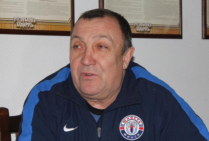 Владимир Меленчук доволен тем, что в его жизни по прежнему много спорта.