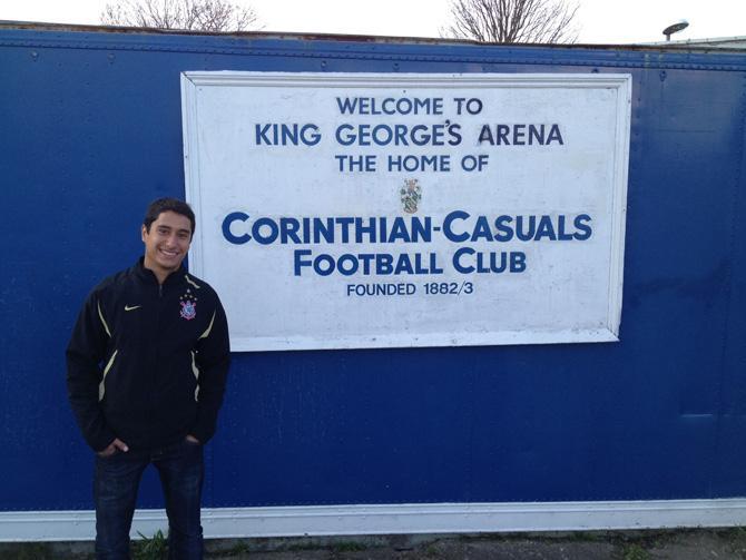 Для фанатов «Коринтианс» стадион команды – такая же достопримечательность, что и Тауэр с Парламентом.