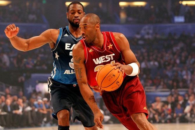 Перелом носа и сотрясение мозга - результат фола Дуэйна Уэйда на Кобе Брайанте во время Матча всех звезд НБА.