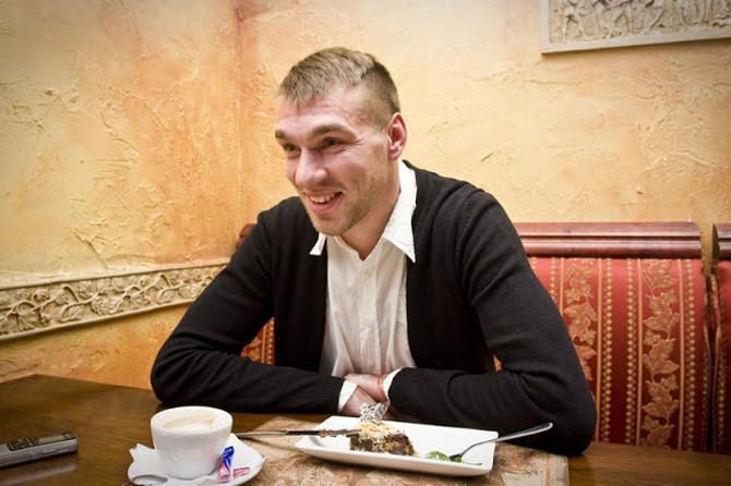 Артур Лесько сумел подружиться с Романом Василюком