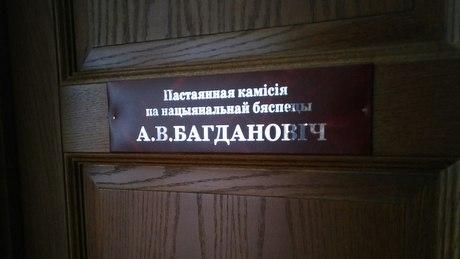 Как чемпион-гребец Богданович обжился в парламенте