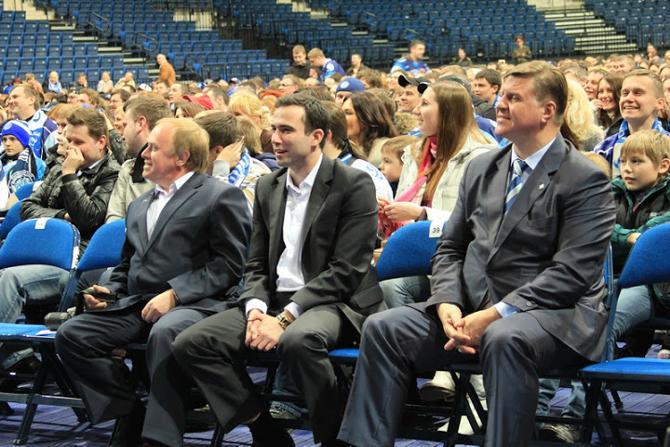 Мушта, Торбин, Бородич — управленческий аппарат в минском «Динамо» за последнее время значительно обновился на всех уровнях