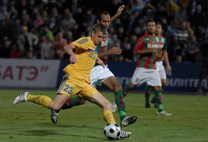 Эдгар Олехнович забил во втором матче кряду.