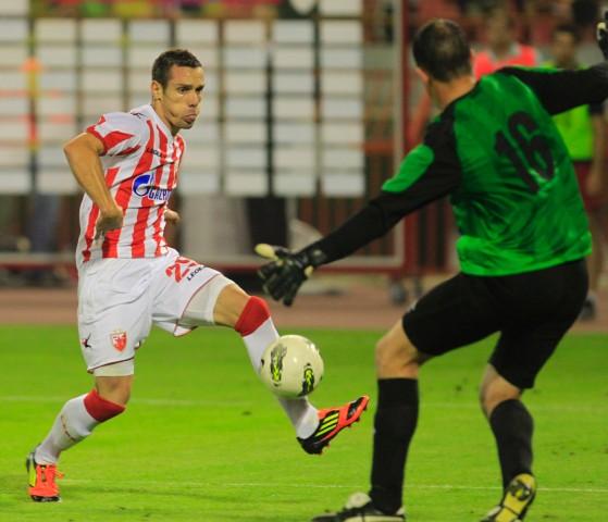Лигоевропейское противостояние «Нафтана» и «Црвены Звезды» получилось самым драйвовым во втором раунде квалификации