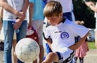 детский футбол, Игорь Акинфеев, Динамо Минск