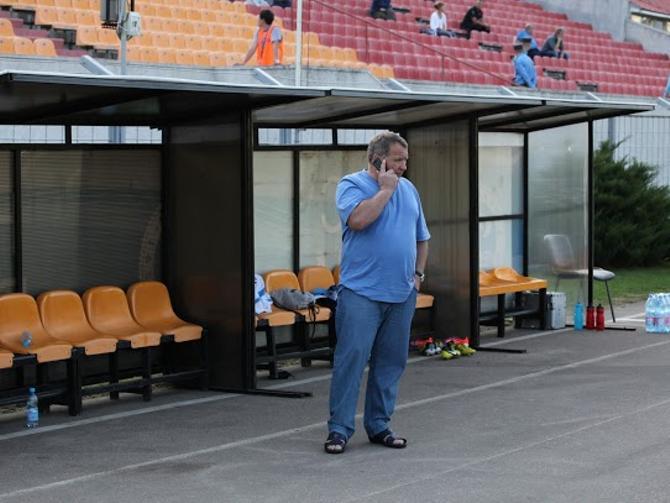 Возможно, когда-нибудь на тренерской скамейке мы увидим самого Юрия Чижа.