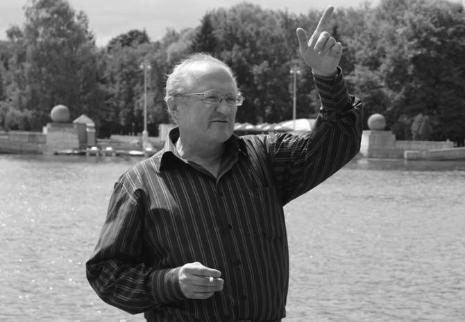 Игорь Коленьков долгое время делал единственную передачу, посвященную белорусскому футболу