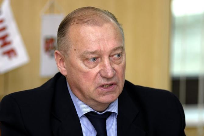 Евгений Ворсин продолжает внедрять новые идеи в ОЧБ.