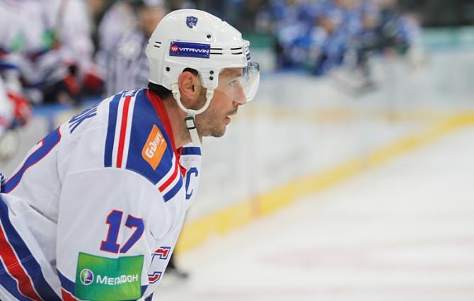 Белорусским зрителям представилась уникальная возможность понаблюдать за одним из лучших хоккеистов планеты.