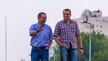 «Мы помогаем друг другу по жизни». Накануне финала Кубка Дулуб говорит о дружбе с Журавелем и Кубаревым