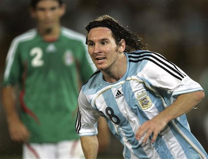 В Аргентине все надежды связаны с Лионелем Месси.