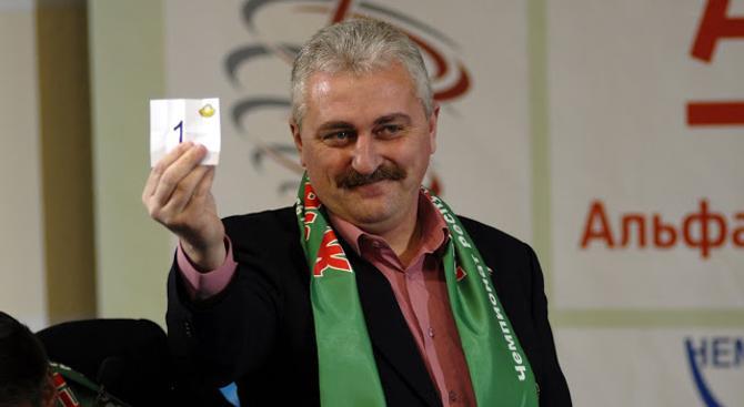 Михаил Хлус мечтает достичь с «Торпедо-БелАЗ» солидных вершин.