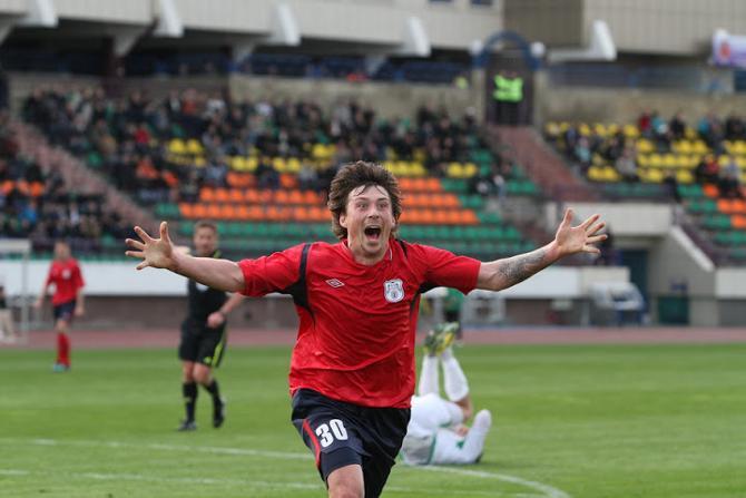 Поводов для радости после забитого гола у белорусских футболистов все меньше.