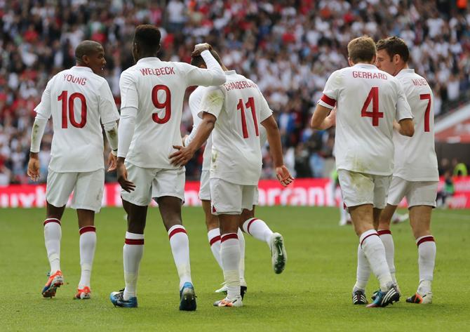 Впервые за много лет англичане готовятся к большому турниру без пресса фаворитского статуса