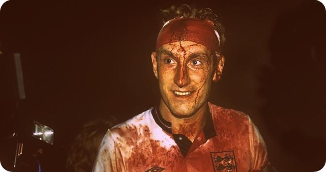«Сынок, вот как следует играть за сборную Англии».