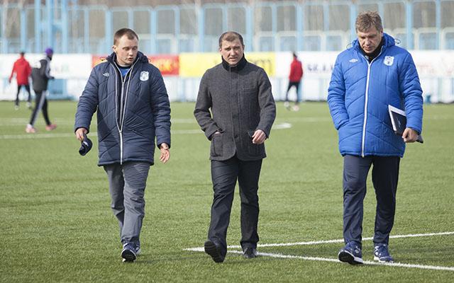 Правда, и по эмоциям Вадима Скрипченко не скажешь, что его команда пробилась в финал.