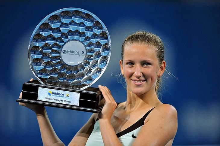 WTA, Brisbane International, Виктория Азаренко, Марион Бартоли