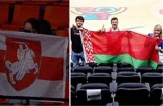 сборная Беларуси жен, Евробаскет, Политика, Анастасия Маринина