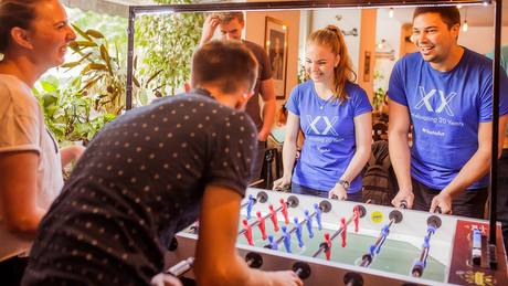 Tribuna.com запускает большой турнир по кикеру в шести городах Беларуси