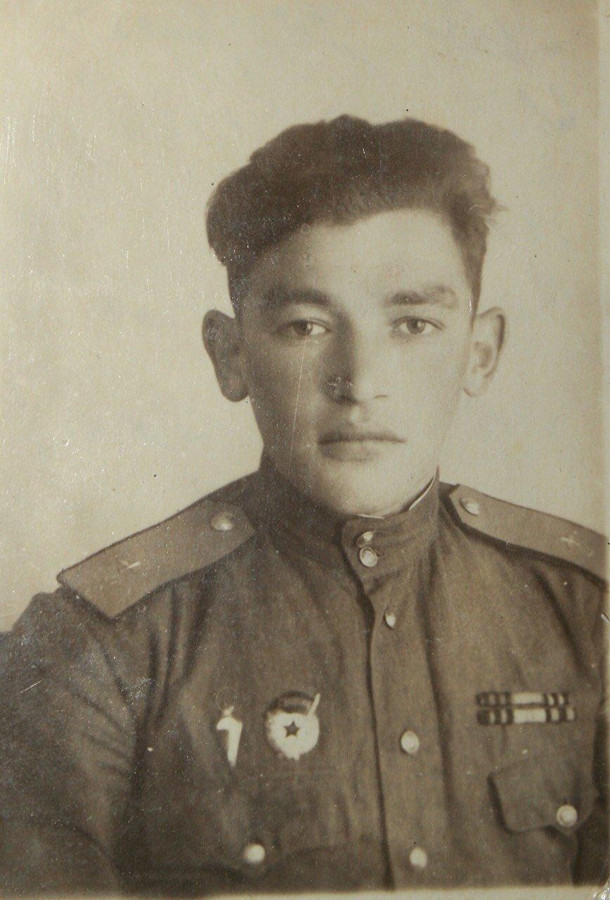 Израиль Лазаревич Шулькин