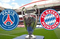 Ставки на футбол, лига 1 Франция, ПСЖ, Бавария, Ставки на спорт, бундеслига Германия, Лига чемпионов УЕФА