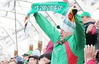 бизнес, болельщики, высшая лига Беларусь, стадион Городея, Городея