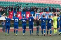 болельщики, Гранит, первая лига Беларусь