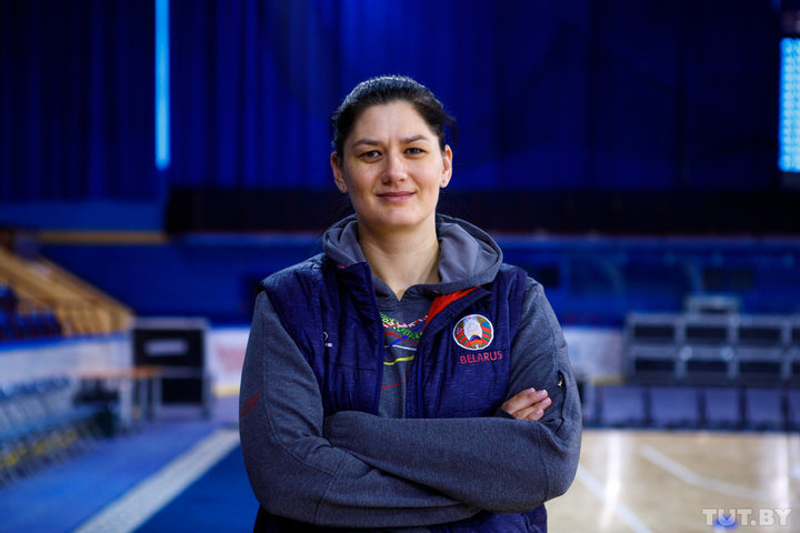 сборная Беларуси жен, Евробаскет-2019 жен, Наталья Трофимова
