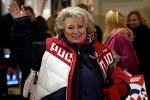 Тарасова отчитала футболистов за неумение трудиться