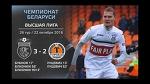Ислочь 3:2 Торпедо-БелАЗ. Видеообзор матча