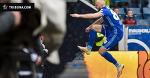 Дебютный гол бывшего полузащитника БАТЭ Вако Гвилии за «Люцерн», забитый в ворота «Базеля»