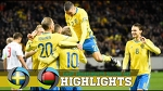 Sweden vs Belarus 4:0 2017 - All Goals & Highlights (World Cup Qualifiers 2018) 25/03/2017 HD