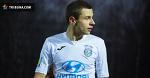 Дмитрий Некрашевич стал самым юным футболистом в высшей лиге сезона-2017