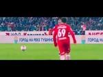 Спартак Москва - Амкара 1:0 Денис Глушаков Гол 2016 HD