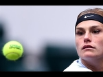 Errani vs Sabalenka Highlights / Tianjin Open 2017 / semi-final